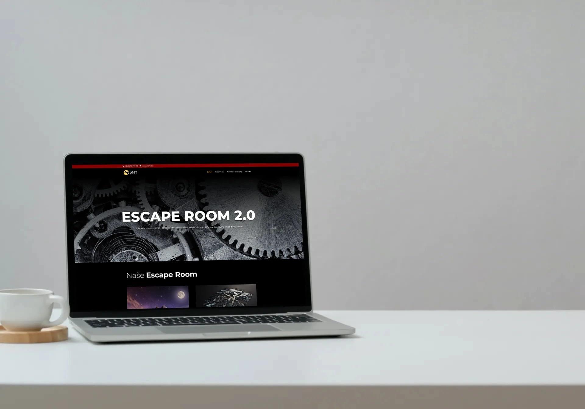 Escape Room LØST Košice